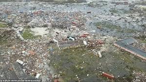 Τυφώνας Dorian στις Μπαχάμες