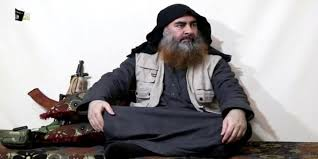 θάνατος του Αλ Μπαγκντάντι του ISIS