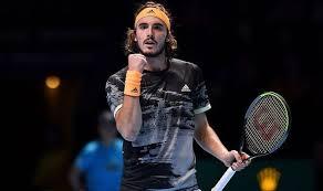 Stefanos Tsitsipas ATP Finals
