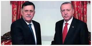 Μνημόνιο Τουρκίας Λιβύης για ΑΟΖ