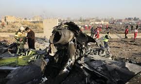 Κατάρριψη ουκρανικού Boeing από το Ιράν