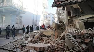Φονικός σεισμός 6.8R στην Τουρκία