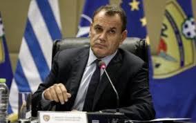 Νίκος Παναγιωτόπουλος Υπουργός Άμυνας