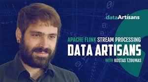 Κώστας Τζούμας Data Artisans startup