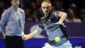 Stefanos Tsitsipas Dubai Tennis Final