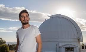 Άρης Τρίτσης Αστροφυσική βραβείο MERAC