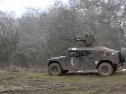 Τουρκία θωρακισμένο όχημα στον Έβρο
