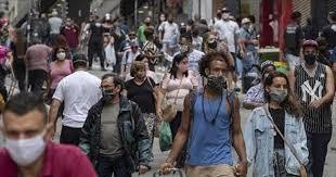 Έξαρση της πανδημίας παγκοσμίως