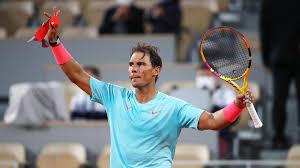 Rafael Nadal Roland Garros 2020 winner