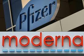 Εμβόλια Pfizer και Moderna