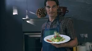 Raw Food Artist Esco