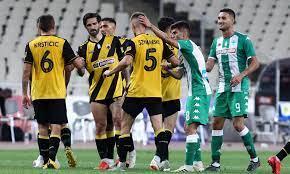 ΑΕΚ- ΠΑΟ play-off