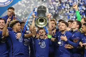Chelsea Winner of Champions League 2021