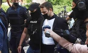 ποινές για τον δολοφόνο της Κάρολαιν