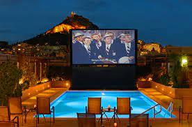 Pool your Cinema