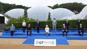 Σύνοδος G7 στην Βρετανία